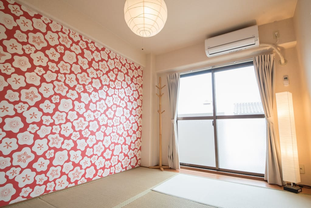 japanese style comfy bed room