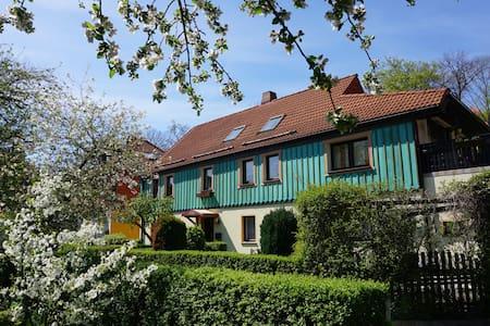 Ferienwohnung Knappe - Wernigerode - アパート