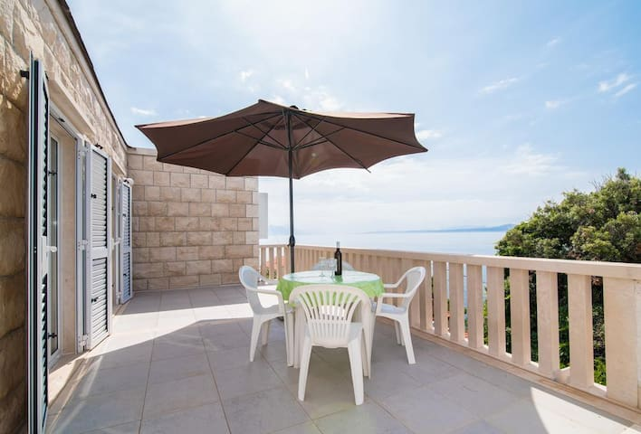 Neva - Standard Two Bedroom with Terrace&Sea View