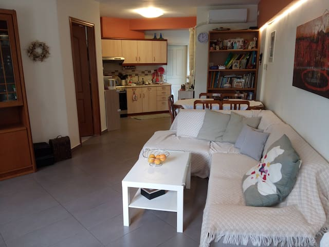 Cozy private flat close to the sea ! - Alimos - Hus