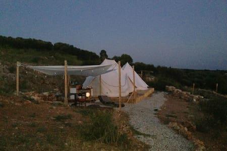 Puglia Glamping - Camp Majestic - Marina San Gregorio