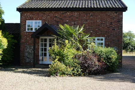 Rose Cottage at Lodge Farm - Rushall - บ้าน