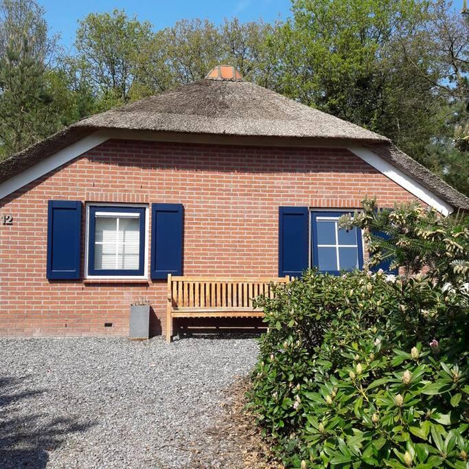 Veluwerijck nr 12 huis op de veluwe huizen te huur in for Huis te huur in gelderland