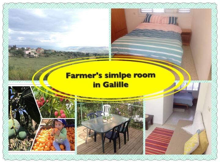 20min to Kinelett,Fruit-farmar's room,under 8 free