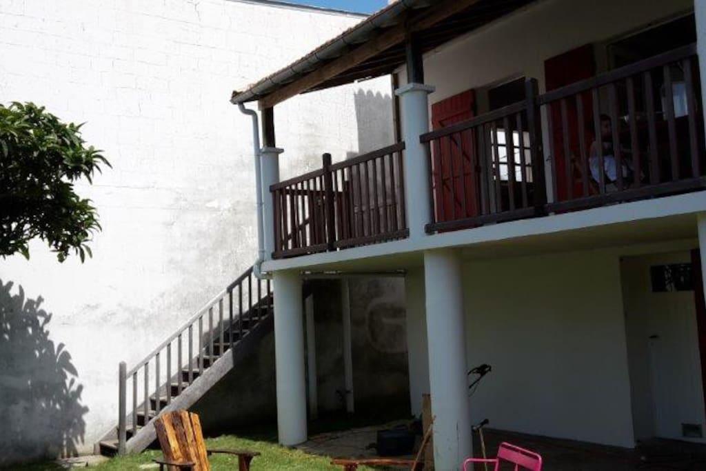 terrasse exposé sud