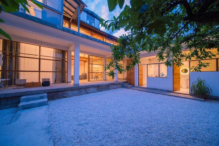 【余地】SPARE HOUSE 大理古城独栋极简设计风格安静独院