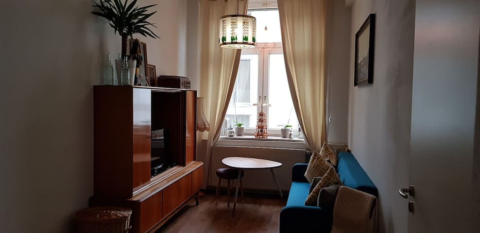 Apartment in the center of Dresden for 6 people