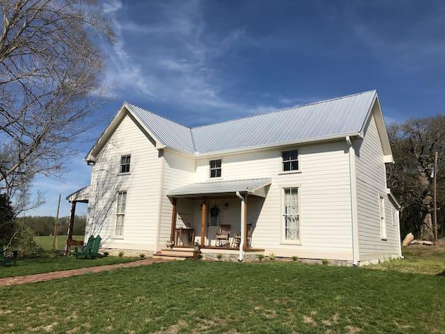 McSpadden Farm House