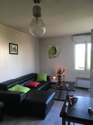 Appartement T3 - Angers - Appartement