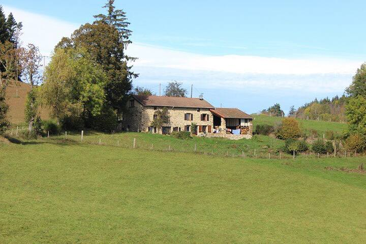 Maison de Tradition en Parc Naturel - Arlanc - Huis
