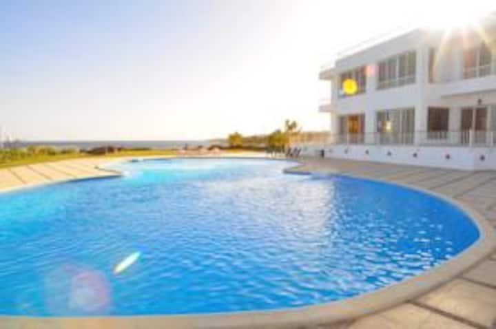 Amazing Villa directly at the Red Sea
