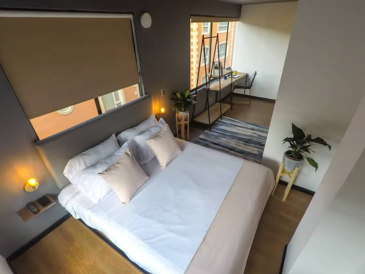 Cool & Private Room in 93 park 311