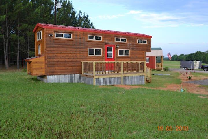 Tiny Home near Lake Tyler