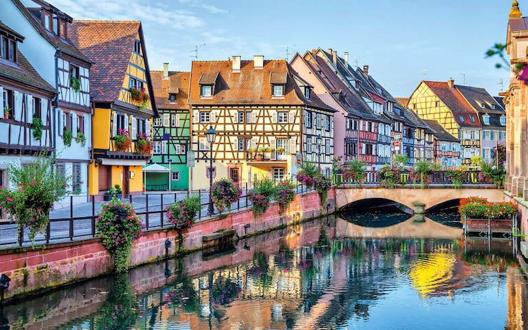 Journey at the heart of Alsace - Colmar - Appartement