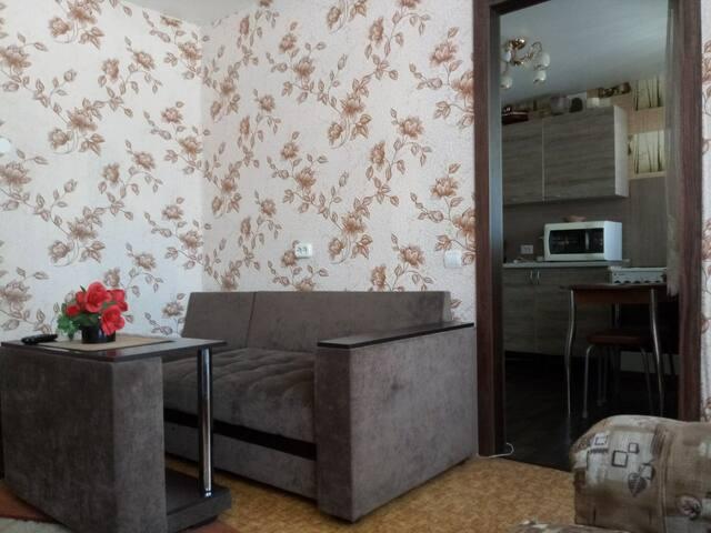 Apartment on Voroshilova