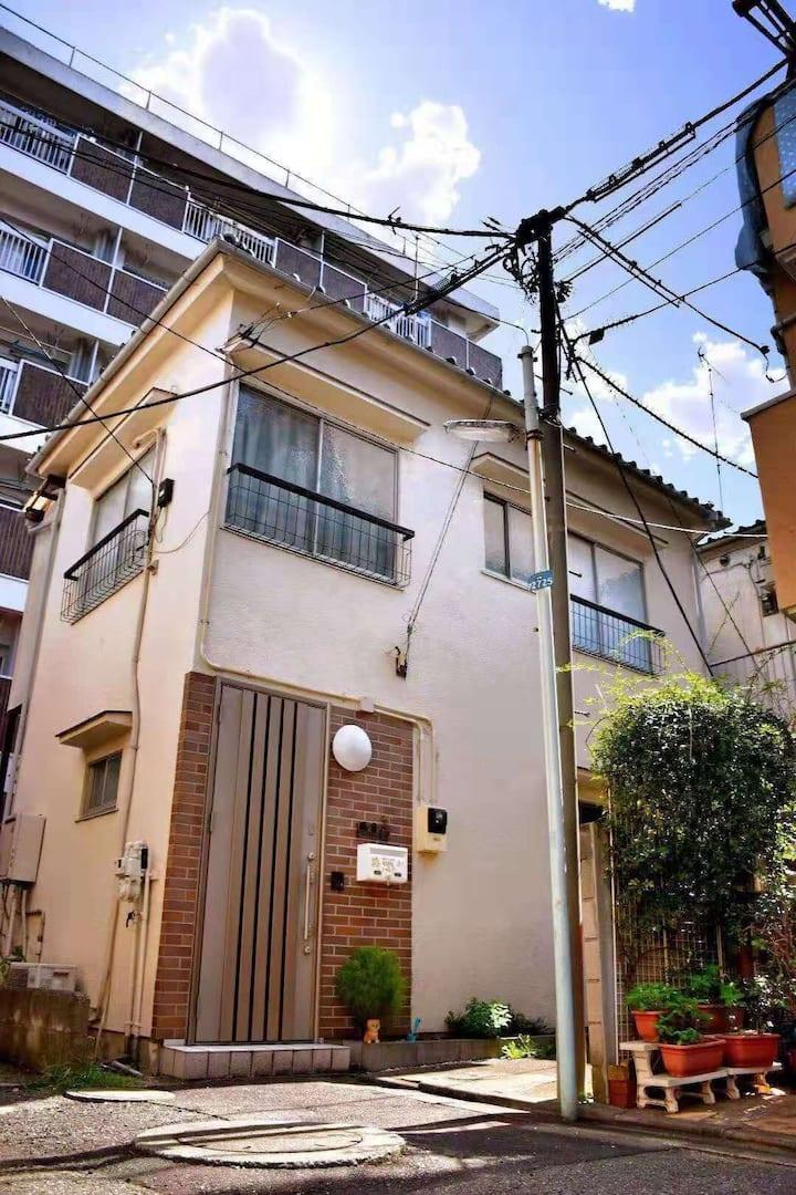 (暁。宿)直达新宿池袋家庭温馨治愈宽敞独栋一户建