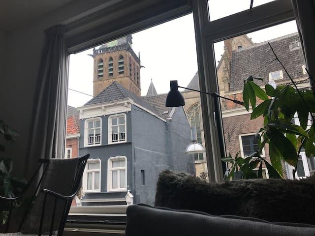 Appartement met mooiste uitzicht van Nijmegen