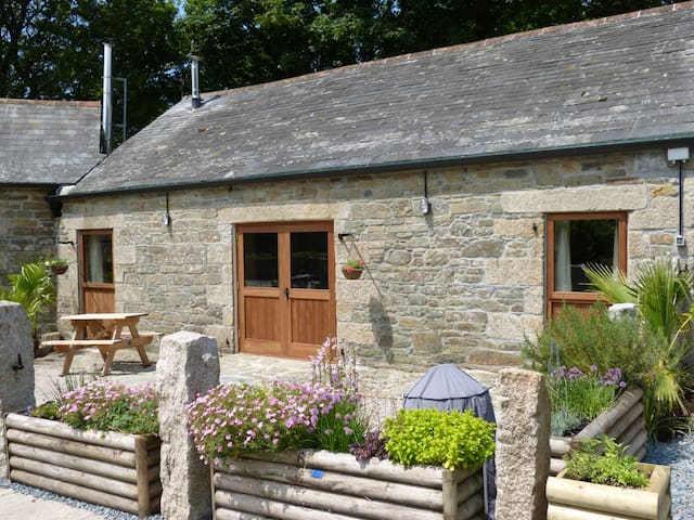 The Shippon, a barn conversion for 2 in N.Cornwall - Saint Teath - Huis