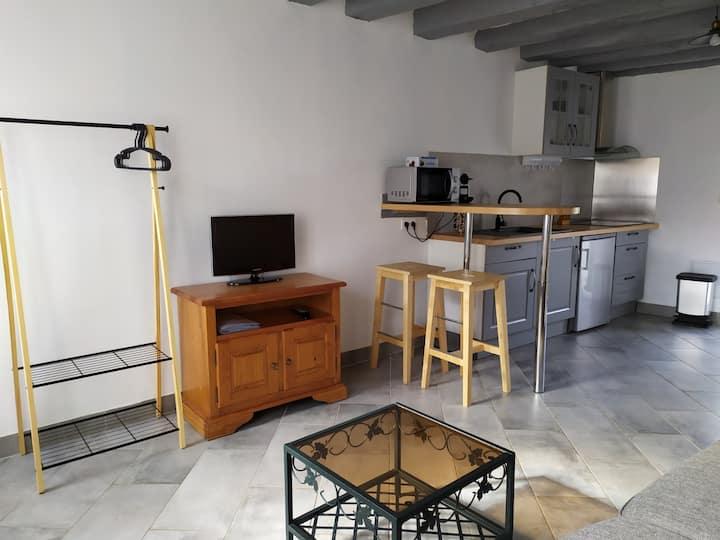 Charmant studio au cœur de la Seine-et-Marne