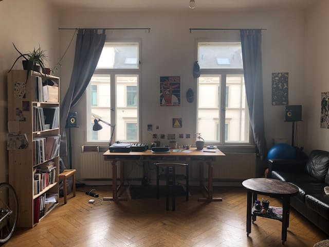 Room in the centre of Leipzig