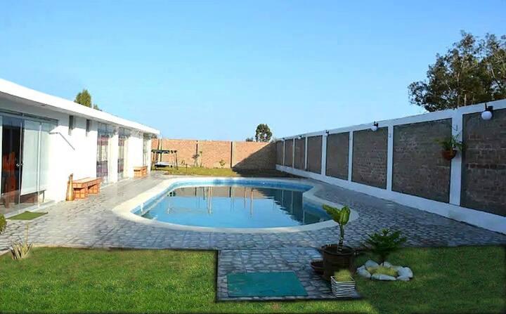 Alquiler de Casa Club - Oasis de Paracas