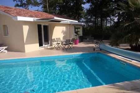 Appartement T2 avec piscine - Tarnos