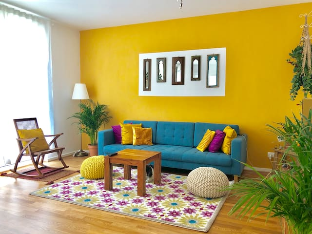Cosy room in a fantastic location in Mitte