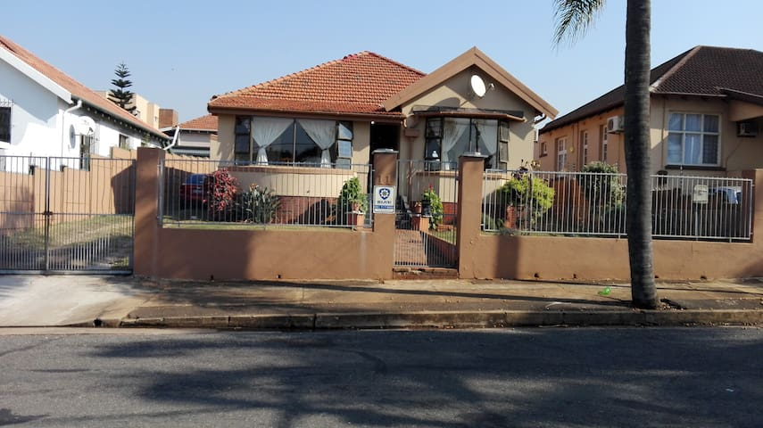 pottier's home - Durban