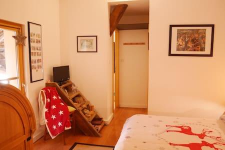 Chambre d'hôtes MIRABELLE en Alsace - Magstatt-le-Bas - Bed & Breakfast