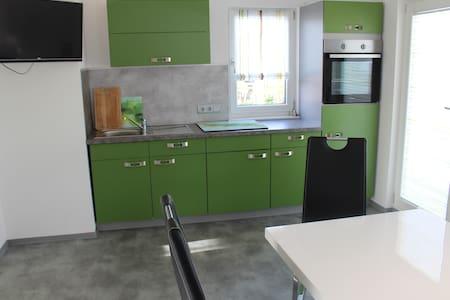 3 Raumwohnung mit 4 Betten Nähe A6 - Birgland - Appartamento
