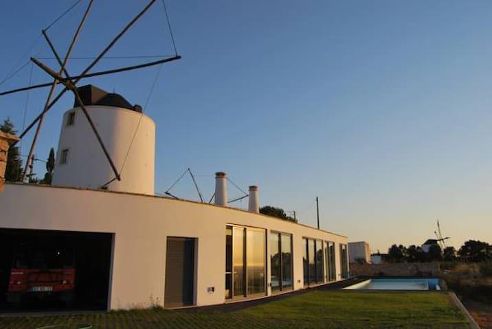 Casa do Moinho Santa Bárbara - 46473/AL