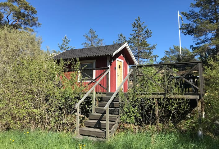 Cosy cottage in Möja, Stockholm archipelago