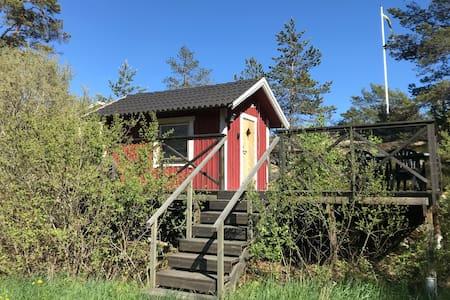 Cosy cottage in Möja, Stockholm archipelago