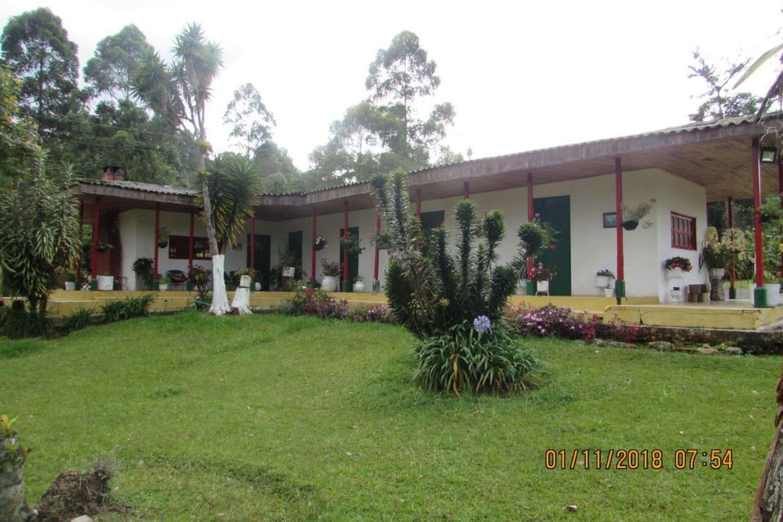 Finca Tirtarama, Santa Rosa de Cabal