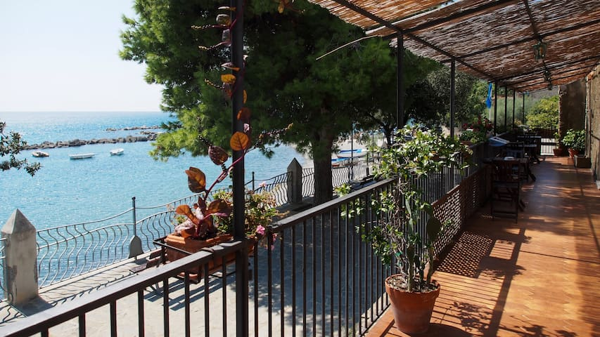 La Caupona - Directly on see - Pioppi - Bed & Breakfast