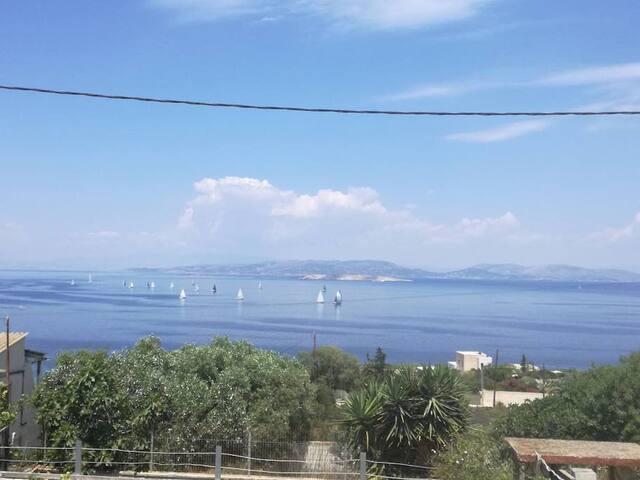 Elia Villa - Souvala, Aegina