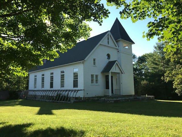 Art studio / residence / renovated former Church