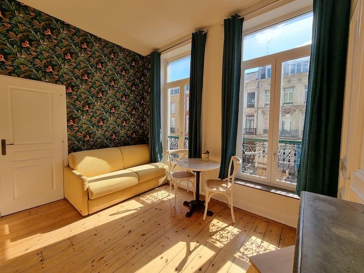 Studio Hyper-centre | Beaux-Arts Saint-Michel | 1