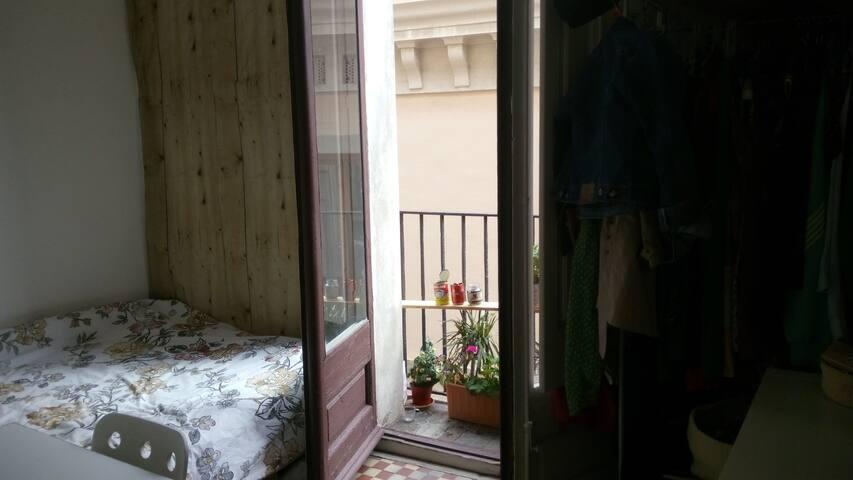 Habitación en Gótico - Barcelona - House