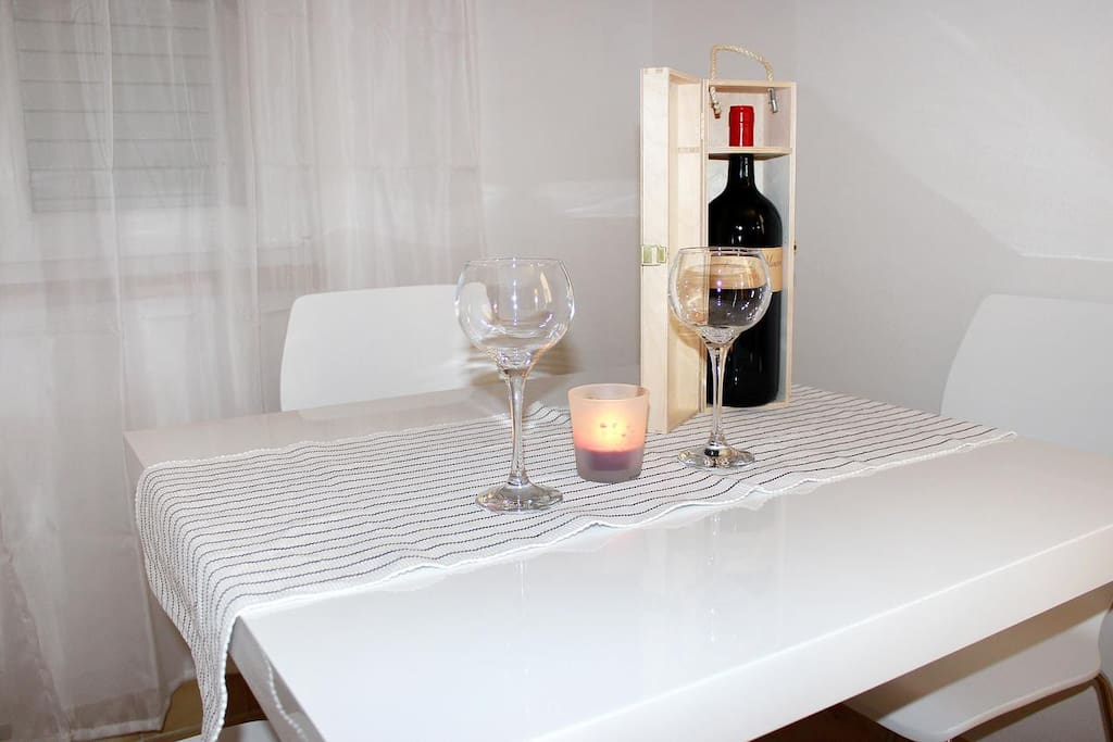 Dining room, Surface: 5 m²