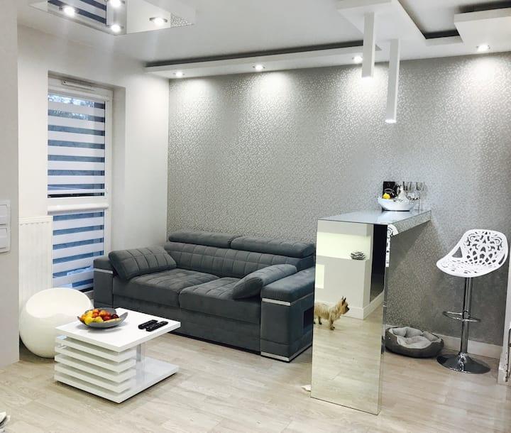 Apartament Lustrzany