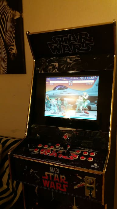 Free arcade with over 1000 games!