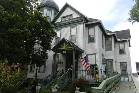 Red Oak Inn Bed and Breakfast - París - Bed & Breakfast
