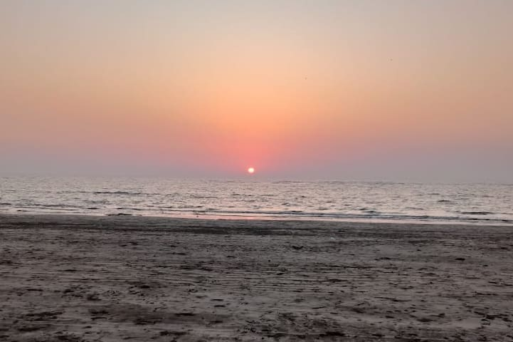 Thal beach, Alibag