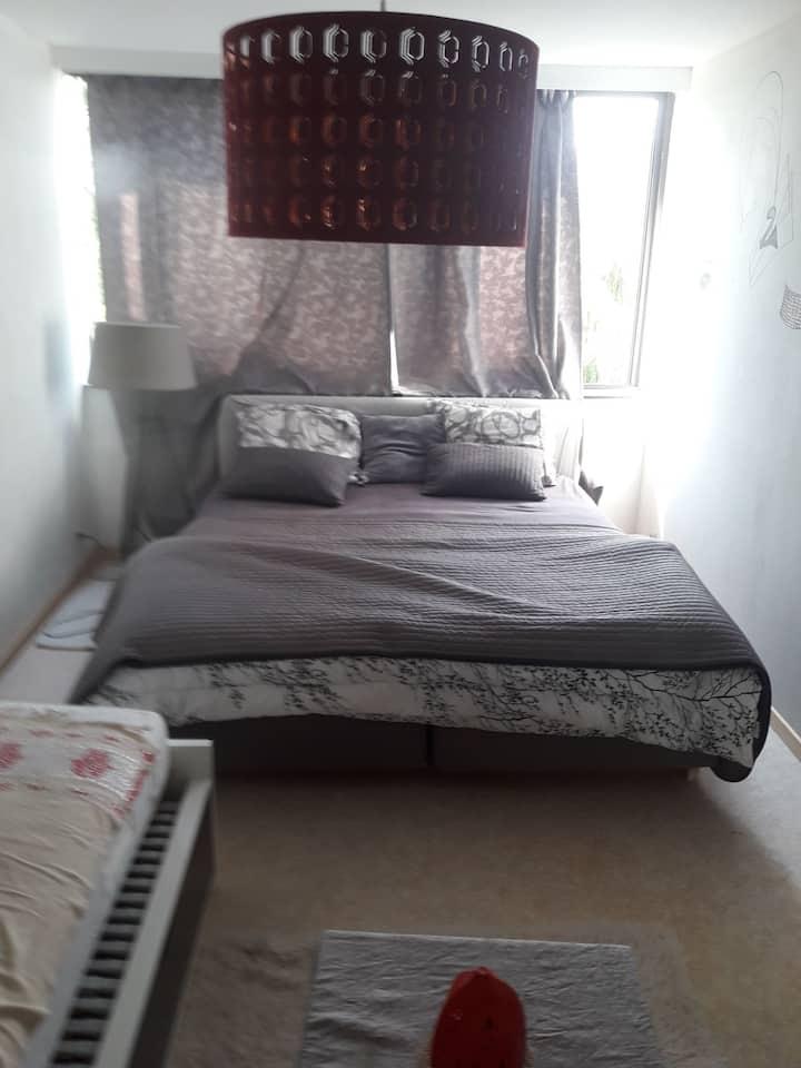 Chambres  chaleureuse