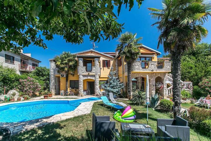 Villa Zara A2 - Ližnjan - Departamento