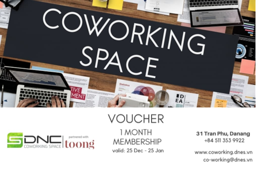 Promontion: 1 month membership voucher for booking from 15 Jan to 15 Feb, message me to get the deal!