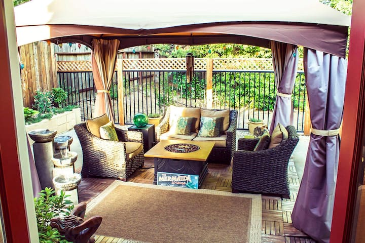 Sacramento Shangri-La Spa Retreat Arden Arcade