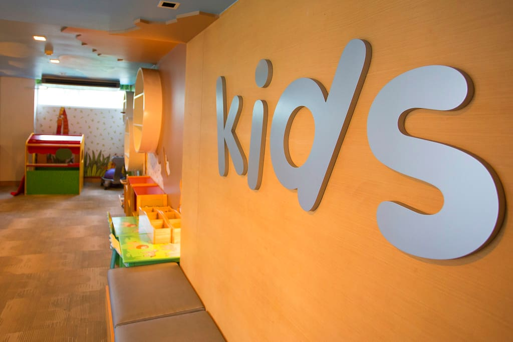 Residential kid room