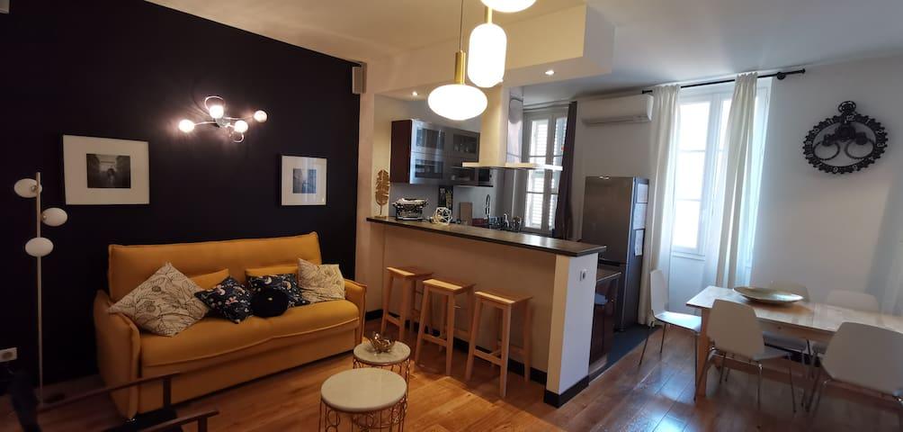 Palais, Croisette, Beach, Luxury & Comfort I